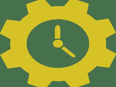ícone de relogio