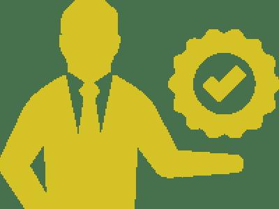 ícone de garantia